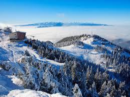 Прекрасные зимние горы ждут Вас!