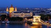 Праздник 8 марта в Будапеште