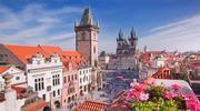 Прага - Нюрнберг - Париж - Мюнхен - Вена, возможность посетить Версаль, Диснейленд