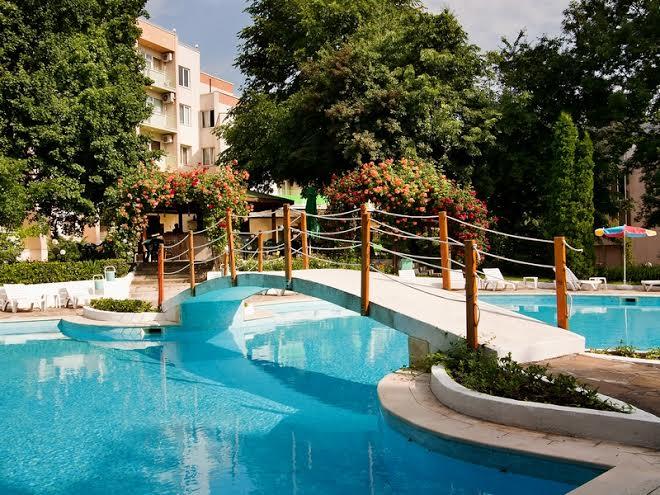 Болгарія. Готель Lyulyak 3*, до пляжу 400м!