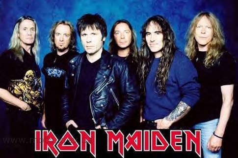Iron Maiden у Польщі!