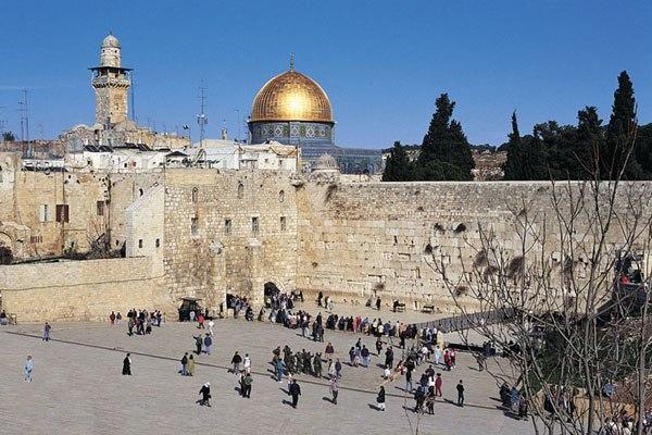 Зустрічайте ВЕЛИКДЕНЬ в Єрусалимі!