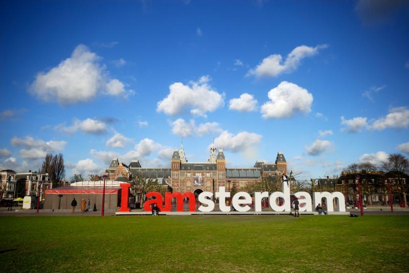 Зустріч в Амстердамі !
