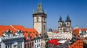 "-15% на тур Одна коротка подорож. Братислава, Прага"""