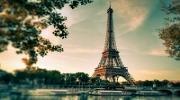 Подарите своей любимой половинке незабываемое путешествие в Париж на День Св. Валентина!