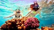 Нежные волны Красного моря - для прекрасных дам!