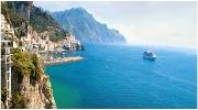 """Незабутня насичена круїзна подорож  """"Італія і Середземне море"""""""
