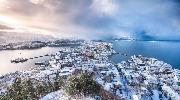 Зустрінь Новий Рік в ідеальній Норвегії!