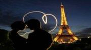 День закоханих у Парижі