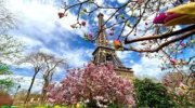 Весенний Париж!