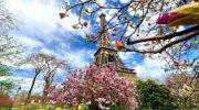 Весняний Париж!