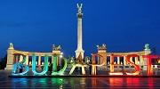 Будапешт та Відень за 4 дні!