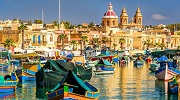 о.Мальта - смесь двух культур - Европы и Африки