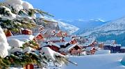 Екстремальний Новий Рік в засніжених горах Андори!