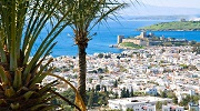 Турецька перлина Егейського моря — курорт Бодрум