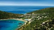 Мальовничі краєвиди курорту Бодрум (Туреччина)