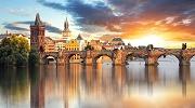 Вишуканий Відень та красуня Прага