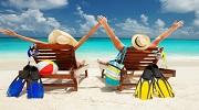 Годі мокнути під львівським дощем!  Час ніжитись на єгипетському пляжі!