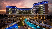 Ідеальний перевірений сімейний готель ASKA LARA RESORT&SPA 5 * (Туреччина, Анталія, Лара)