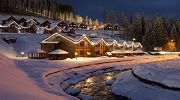 Новогодний отдых в Закарпатье (гостиница Виноградов)
