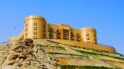 ОАЕ, Рас Аль Хайма готель GOLDEN TULIP KHATT SPRINGS 4*+