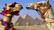 Жаркий Єгипет на травневі свята