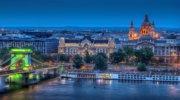 Чудові вихідні в Будапешті та Відні!