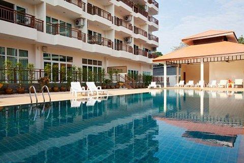 Паттайя отель эмеральд тайланд