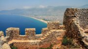 Туреччина, Красуня Аланья ! Травневі свята
