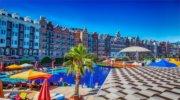 Мега активный отель в Турции
