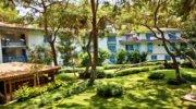 Готель, який потопає у зеленні – Туреччина