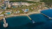 Активный и качественный отдых в LONG BEACH RESORT HOTEL & SPA DELUXE 5 * . Турция