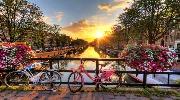 От Ван Гога до Эйфеля: Амстердам - Париж