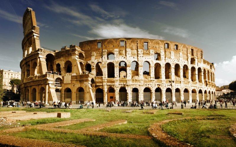 Автобусний тур до вічного риму
