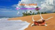 Шри-Ланка на День Влюбленных !!! 14 февраля на берегу Индийского океана!
