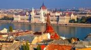 Ключ в Европу Будапешт + Вена