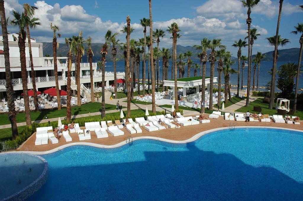ТОП продаж 2017!   Мармарис, Ideal Prime Beach 5 *!