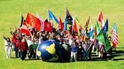 Сборная группа в детский лагерь \