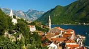 Чудовий курорт Петровац - Чорногорія