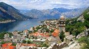 Чорногорія - вражаючі пейзажі