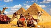 ЄГИПЕТ- сонце, тепле море і гарячий пісок