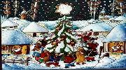 Різдво  у Закарпатті