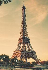 фото ейфелева вежа
