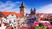 Прага + Дрезден + Нюрнберг + Краков