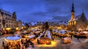 Новый Год в Прибалтике + Скандинавия