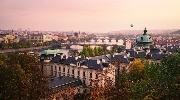 Горить - Прага, Дрезден та Краків