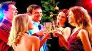 Новогодняя забава на Закарпатье