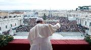 Римско-католическое Рождество в Ватикане