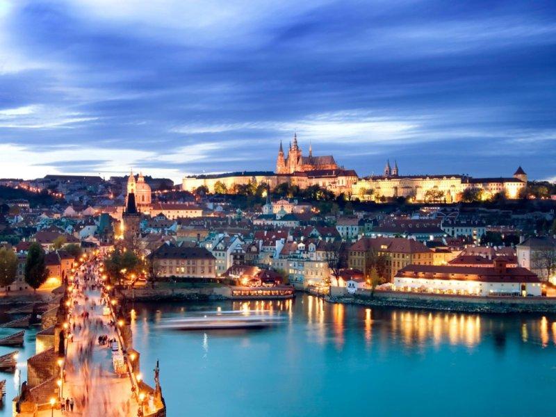 Акционный тур - Прага, Дрезден и Краков