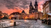 Поехали в Прагу и Венецию
